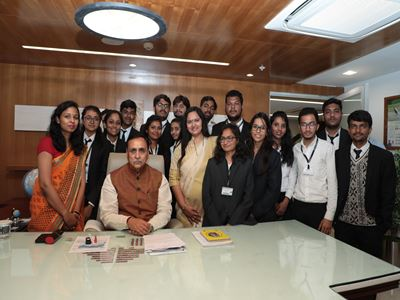 Photo with Honorable Chief minister