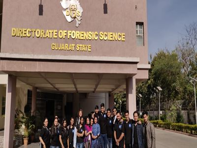 Visit to Central jail and Forensic Science Lab